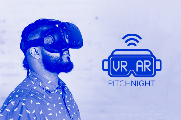 VR/AR Pitch Night 2019 - Event | Made in NY Media Center By IFP